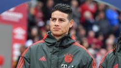 James Rodríguez soll Neymar bei PSG ersetzen
