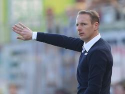 Hat einen Gegner nach dem anderen beiseite geschoben: SKU-Coach Jochen Fallmann
