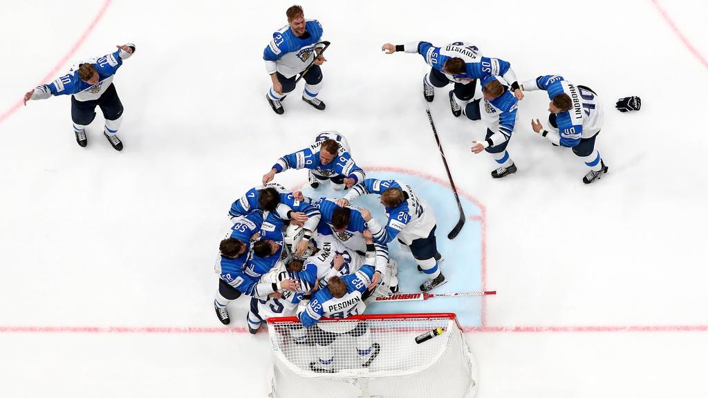 Finnland ist neuer Eishockey-Weltmeister