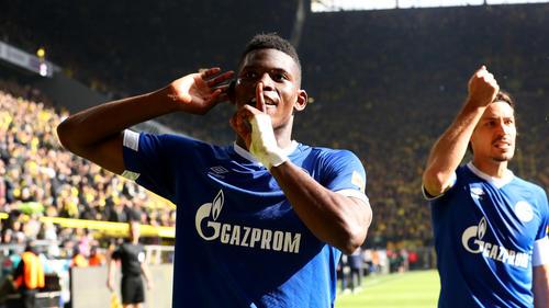 Verlässt Breel Embolo den FC Schalke 04 in Richtung Gladbach?