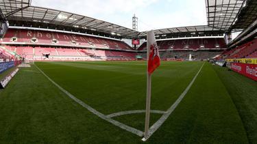 Das Rheinenergie-Stadion in Köln