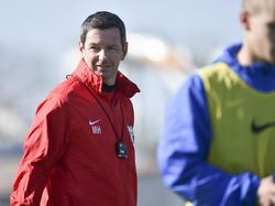 Martin Hiden ist ab sofort Chefcoach der zweiten Mannschaft von Admira Wacker in der Regionalliga Ost