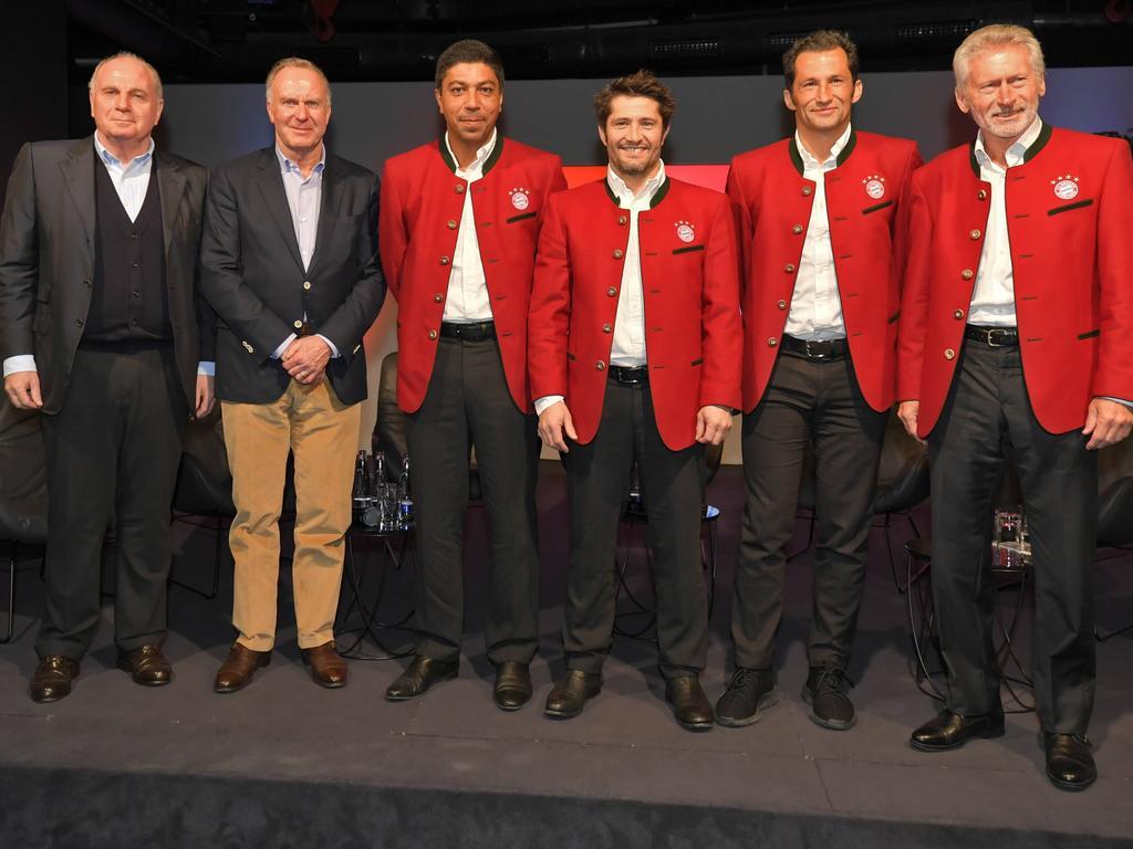 Giovanne Élber und Co. werden künftig als FCB-Botschafter fungieren