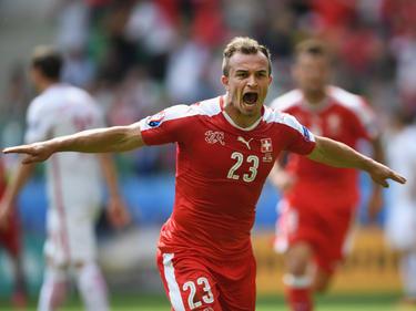 Xherdan Shaqiri erzielte den einzigen Treffer des Abends