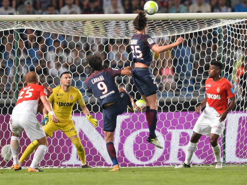 Adrien Rabot erzielte den Siegtreffer für Paris