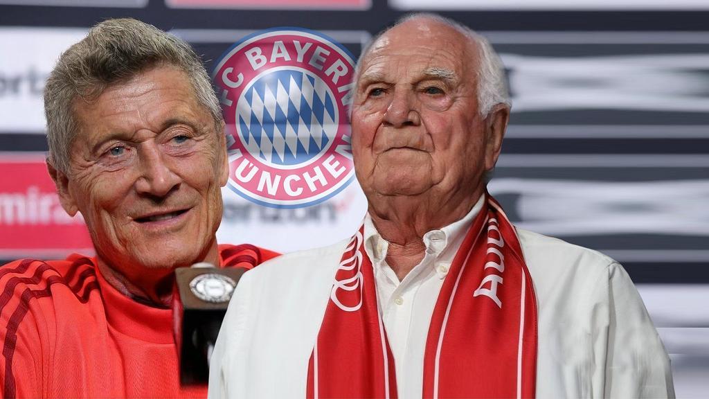 Ob Lewandowski, Hoeneß und Co. in 30 Jahren noch beim FC Bayern sind?