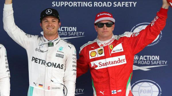 Rosberg lobt die Einstellung des Finnen, der immer er selbst geblieben ist