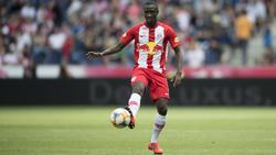 Diadié Samassékou, hier im Trikot von RB Salzburg, soll im Fokus des BVB gestanden haben