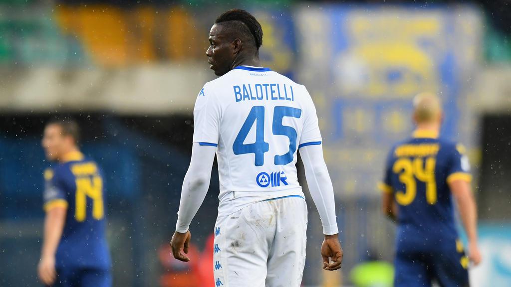 Mario Balotelli wurde rassistisch beleidigt
