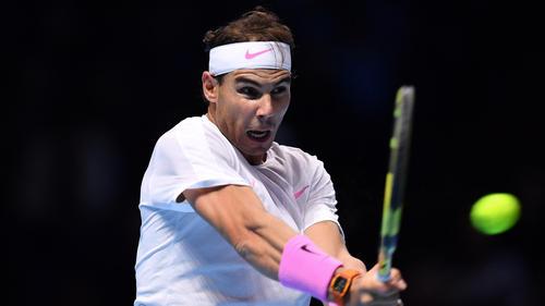 Nadal hat das Vorrunden-Aus abgewendet