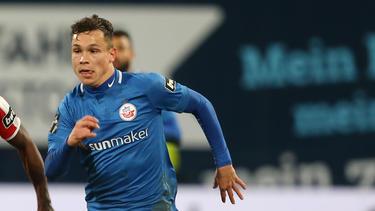 Hansa Rostock feuert bei Viktoria Köln aus allen Rohren