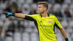 Torwart Andreas Luthe freut sich auf den Europapokal