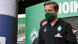 Werder-Coach Florian Kohfeldt zeigt sich nachsichtig