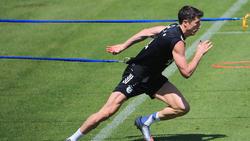 Robert Lewandowski geht für den FC Bayern auf die Jagd nach Toren