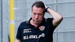 Muss mit Dynamo Dresden den Weg in die 3. Liga antreten: Trainer Markus Kauczinski