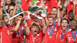 Der FC Bayern spendet für den guten Zweck