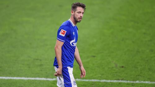 Mark Uth gab sein Comeback für den FC Schalke 04