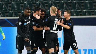 Gladbach feiert nächste Champions-League-Gala