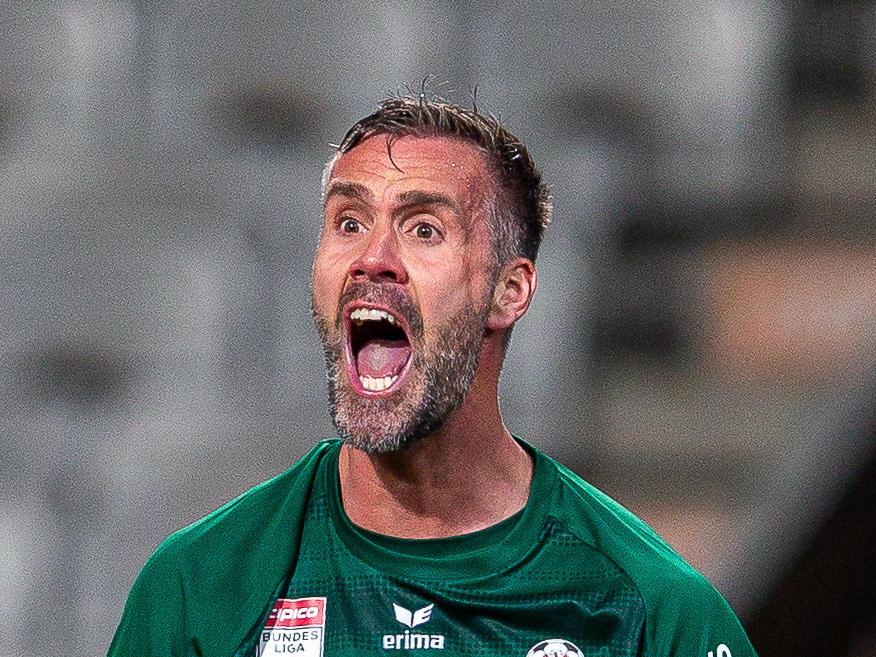 Im Abstiegskampf ist Stefan Maierhofer erprobt