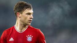 Joshua Kimmich zählt beim FC Bayern zu den unumstrittenen Leistungsträgern