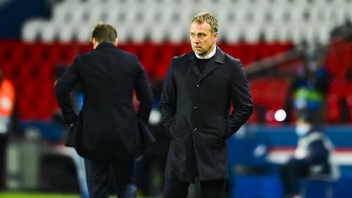Hansi Flick könnte den FC Bayern im Sommer verlassen