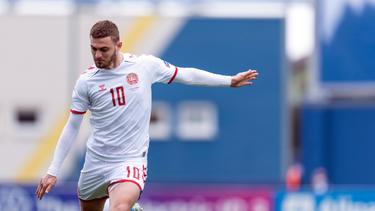 Dänemark trifft auf die deutsche U21-Nationalmannschaft