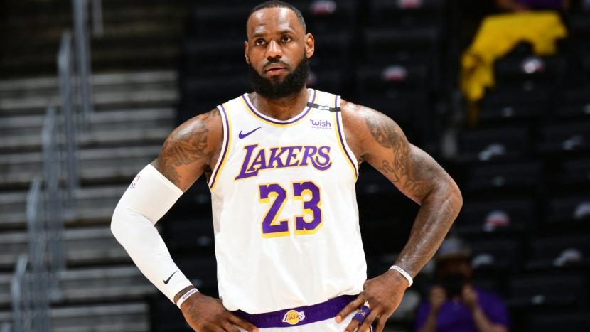 NBA-Superstar LeBron James fehlt den Los Angles Lakers wohl noch länger