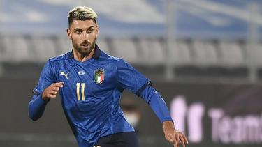 Grifo und Italien siegen im Freundschaftsspiel