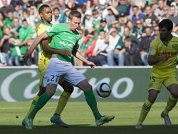 Beric trifft gegen Nantes