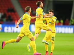 BATE Borissov ist weißrussischer Meister