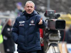 Pavel Dotchev führte Erzgebirge Aue in die 2. Bundesliga