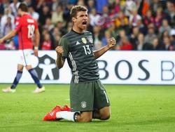 Müller glänzt wieder mit Toren