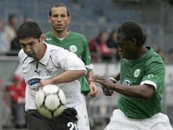 UI-Cup 2005: Sturm Graz - VfL Wolfsburg