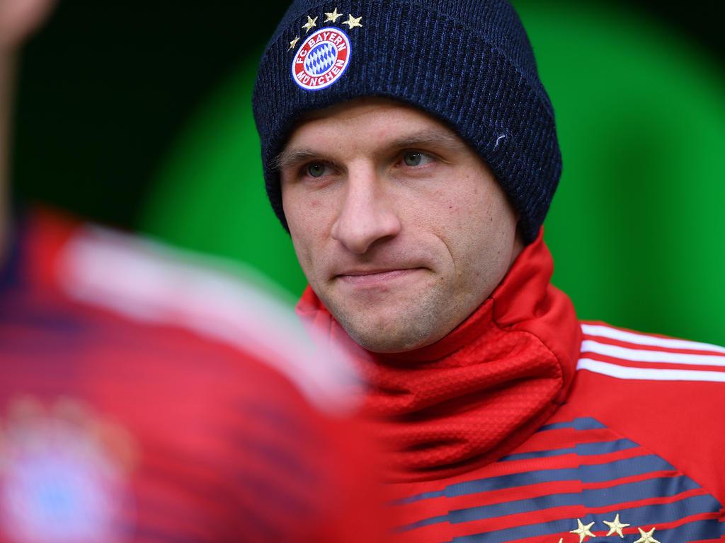 Thomas Müller spricht über seine Zukunft beim FC Bayern München