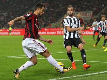 Wer holt die Coppa Italia 2018? Der AC Milan oder Juventus Turin? © Getty Images/Marco Luzzani