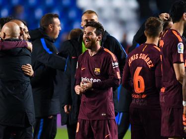 Messi no jugará en el Ciudad de Valencia contra el Levante. (Foto: Getty)