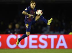 Lucas Digne soll das Interesse des FC Bayern geweckt haben