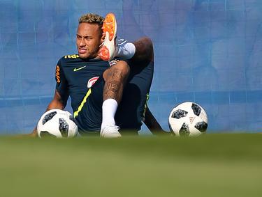 Neymar steht einmal mehr im Fokus