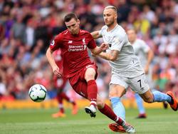 Für Marko Arnautović und West Ham war's ein gebrachter Nachmittag. © Getty Images/Laurence Griffiths