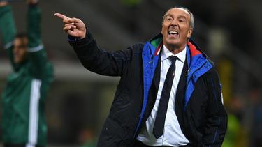 Gian Piero Ventura tiene un gran reto por delante. (Foto: Getty)