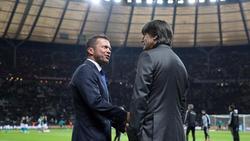 Laut Lothar Matthäus kann Joachim Löw den Umbruch schaffen