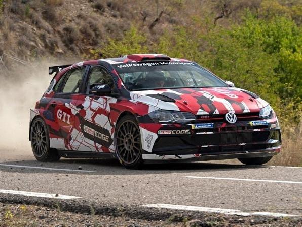 Petter Solberg kehrt in der WRC2 zurück auf die Piste