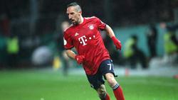 """Bayern-Star Franck Ribéry erhält keinen """"Sport-Bambi"""""""