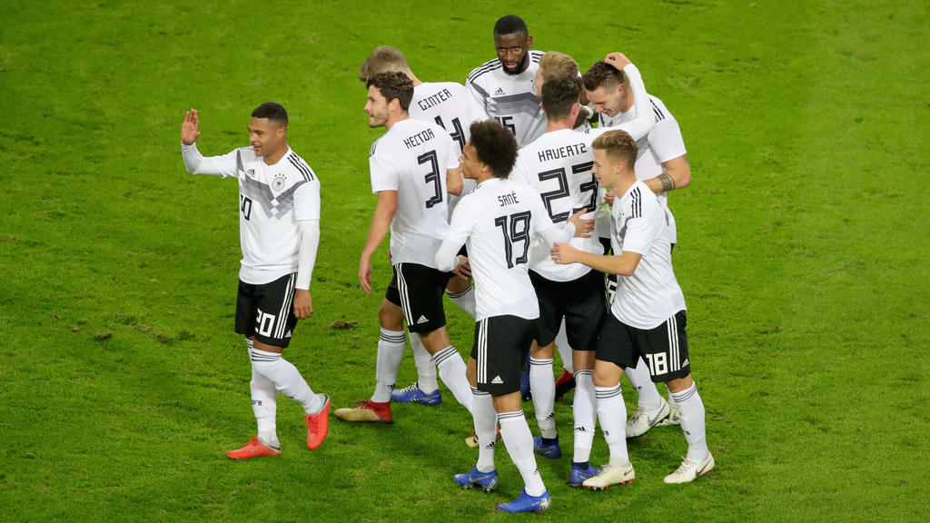 Die DFB-Elf machte gegen Russland einen Schritt in die richtige Richtung