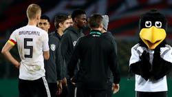 Die DFB-Junioren verspielten gegen Frankreich eine 2:0-Führung