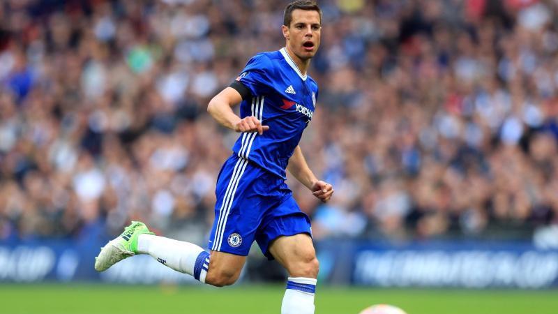 Chelseas Cesar Azpilicueta erzielte den Ausgleich bei Cardiff City