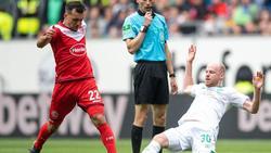 Kevin Stöger (l.) wird Fortuna lange fehlen