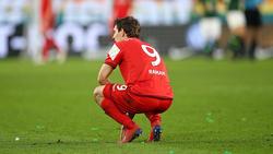 Der Wechsel von Benito Raman zum FC Schalke 04 ist wohl noch nicht fix