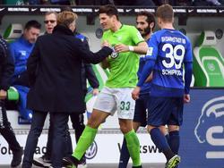 VfL-Coach Jonker und Gomez haben eine ganz besondere Beziehung