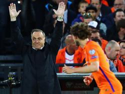 Dick Advocaat wird mit den Niederlanden wohl nicht bei der WM in Russland sein